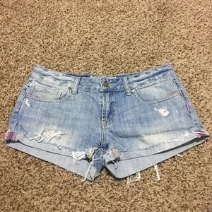 PINK Victoria's Secret cutoff shorts